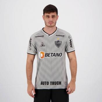 Camisa Le Coq Sportif Atlético Mineiro Goleiro I 2021