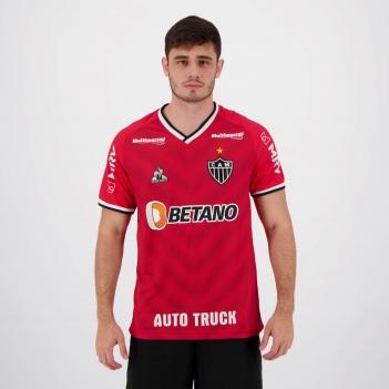 Camisa Le Coq Sportif Atlético Mineiro Goleiro II 2021