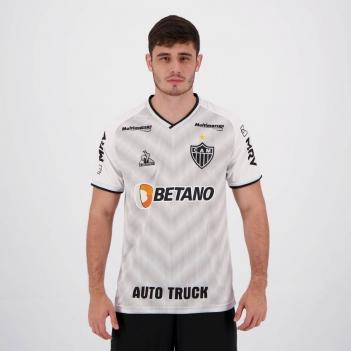 Camisa Le Coq Sportif Atlético Mineiro Goleiro III 2021