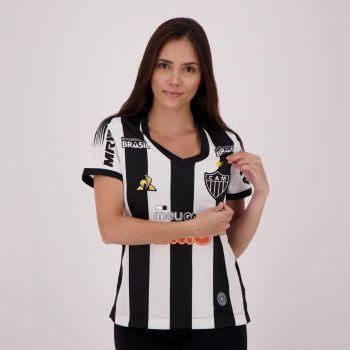 Camisa Le Coq Sportif Atlético Mineiro I 2019 Feminina
