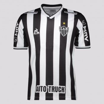 Camisa Le Coq Sportif Atlético Mineiro I 2021 Juvenil