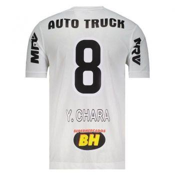 Camisa Le Coq Sportif Atlético Mineiro II 2019 8 Chara