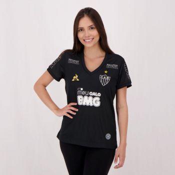 Camisa Le Coq Sportif Atlético Mineiro III 2019 Feminina