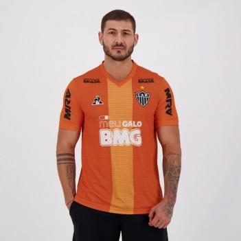 Camisa Le Coq Sportif Atlético Mineiro Treino Atleta 2019