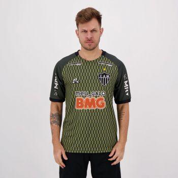 Camisa Le Coq Sportif Atlético Mineiro Treino Atleta 2020