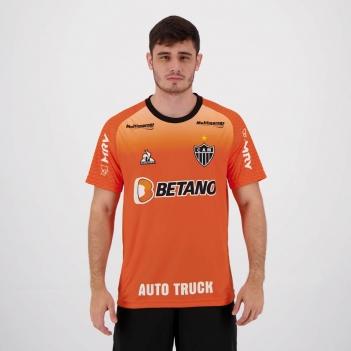 Camisa Le Coq Sportif Atlético Mineiro Treino Atleta 2021