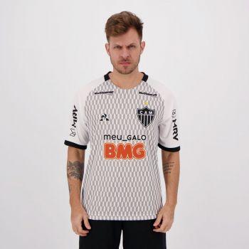 Camisa Le Coq Sportif Atlético Mineiro Treino Comissão 2020