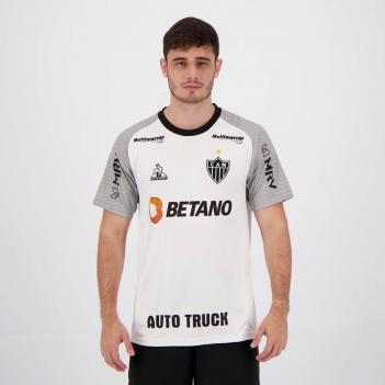 Camisa Le Coq Sportif Atlético Mineiro Treino Comissão 2021