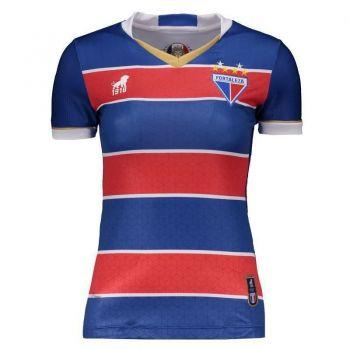 Camisa Leão 1918 Fortaleza I 2017 Nº 18 Feminina