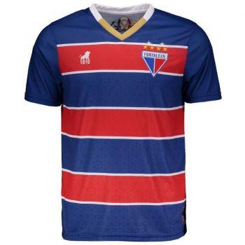 Camisa Leão 1918 Fortaleza I 2017 Nº 18 Torcedor