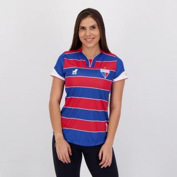 Camisa Leão 1918 Fortaleza I 2021 Feminina