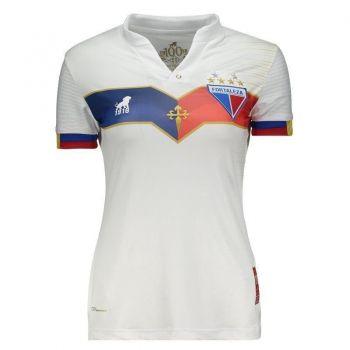 Camisa Leão 1918 Fortaleza III 2018 Centenário Feminina