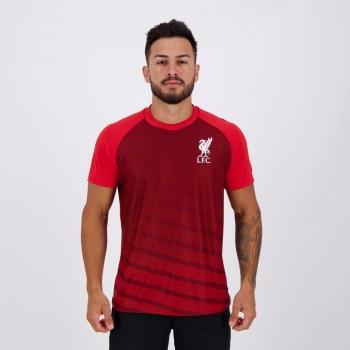 Camisa Liverpool Aaron Vermelha