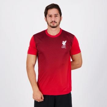 Camisa Liverpool Antony Vermelha Mescla