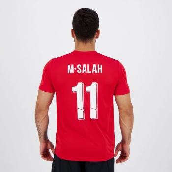 Camisa Liverpool 11 M. Salah
