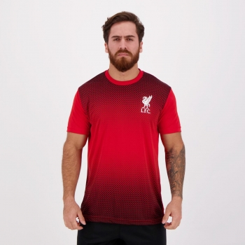 Camisa Liverpool Derick Vermelha
