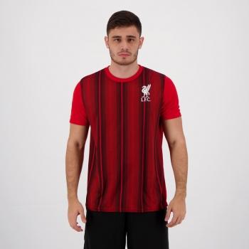 Camisa Liverpool Hayfield Vermelha
