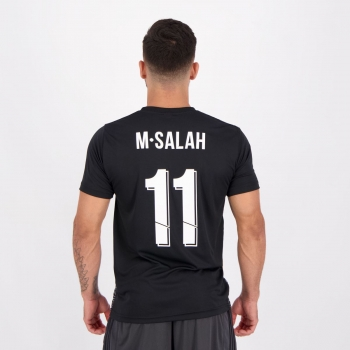 Camisa Liverpool James Preta 11 M. Salah