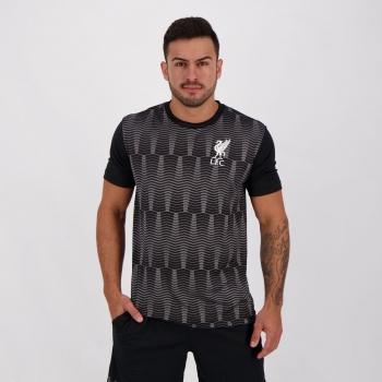 Camisa Liverpool James Preta