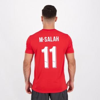 Camisa Liverpool James Vermelha 11 M. Salah