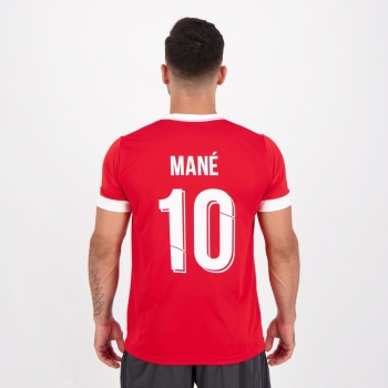 Camisa Liverpool Richard Vermelha 10 Mané