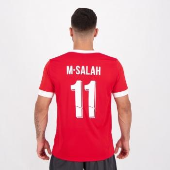 Camisa Liverpool Richard Vermelha 11 M. Salah