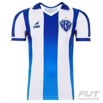 Camisa Lobo Paysandu I 2016 Nº 7