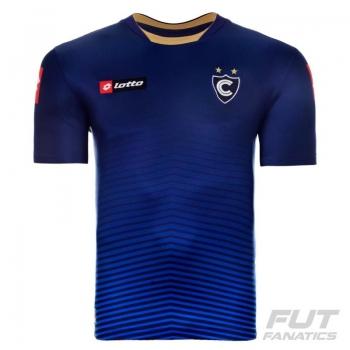 Camisa Lotto Cienciano Away 2015