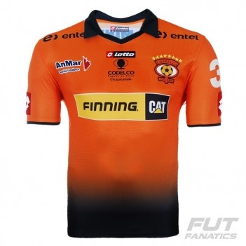 Camisa Lotto Cobreloa Home 2014