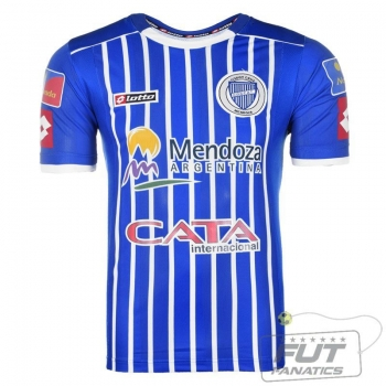 Camisa Lotto Godoy Cruz Home 2011