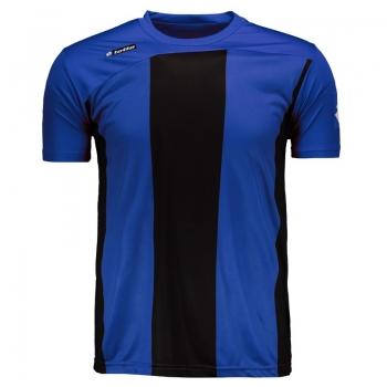 Camisa Lotto Pordenone 2.0 Preta e Royal