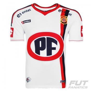 Camisa Lotto Rangers Away 2012