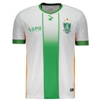 Camisa Lupo América Mineiro II 2016 Nº 10