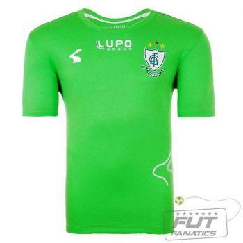 Camisa Lupo América Mineiro III 2015