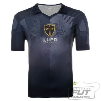 Camisa Lupo Portuguesa III 2014 S/ Patrocínio