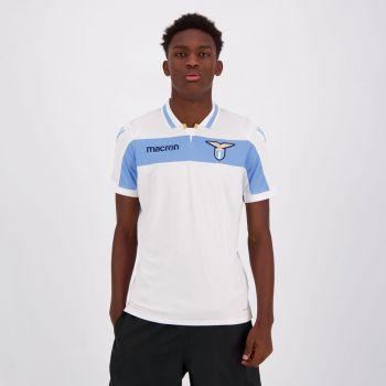 Camisa Macron Lazio Away 2019 Jogador
