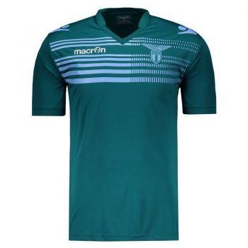 Camisa Macron Lazio Pré Match 2015