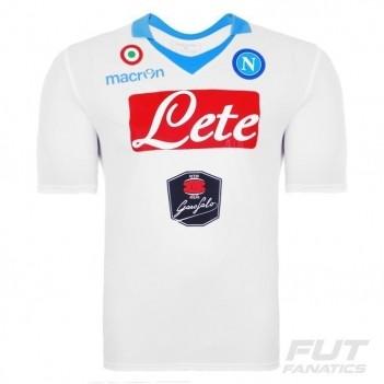 Camisa Macron Napoli Third 2015