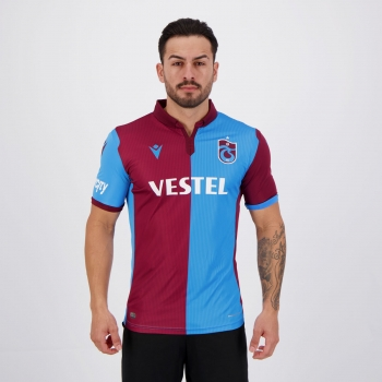 Camisa Macron Trabzonspor Home Authentic 2020