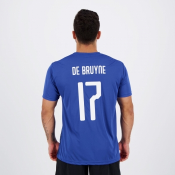 Camisa Manchester City 17 De Bruyne