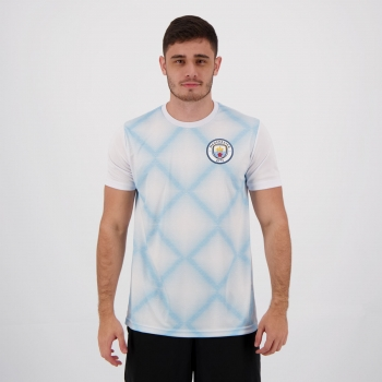Camisa Manchester City Rowsley Branca