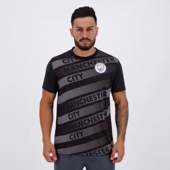 Camisa Manchester City Saymon Preta