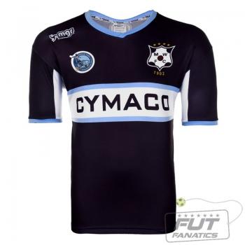 Camisa MGR Montevideo Wanderers Away 2014