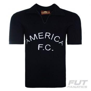 Camisa Nakal America RJ Retro F.C.