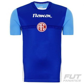 Camisa Nakal America RJ Treino 2016 Atleta
