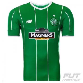 Camisa New Balance Celtic Away 2016