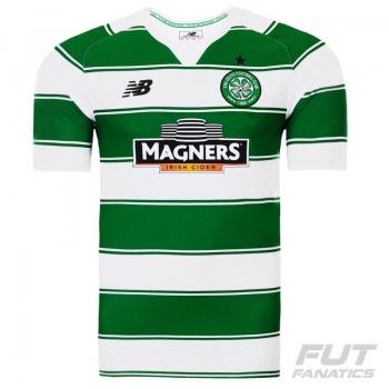 Camisa New Balance Celtic Home 2016