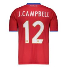 Camisa New Balance Costa Rica Home 2018 12 J. Campbell