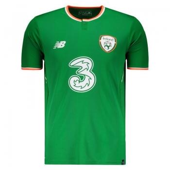 Camisa New Balance Irlanda Home 2018