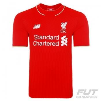 Camisa New Balance Liverpool Home 2016
